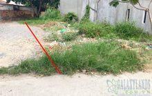 Bán đất hẻm đường Nguyễn Thị Minh Khai Phú Hòa thích hợp xây nhà.