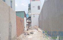 Bán đất hẻm 1011 Lê Hồng Phong Phú Thọ mặt tiền đường nhựa