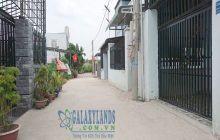 Bán đất nhánh đường DX34 Phú Mỹ gần khu đô thị Minh Quốc