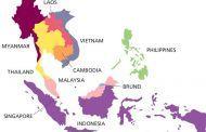 Bản đồ Đông Nam Á khổ lớn phóng to năm 2020