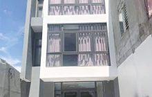 Bán nhà 1 trệt 2 lầu đường DX26 phường Phú Mỹ
