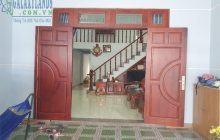 Bán nhà hẻm 211 Huỳnh Văn Lũy 1 trệt 1 lửng nội thất gỗ
