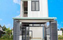 Bán nhà 1 trệt 1 lầu hẻm 288 Huỳnh Văn Lũy đường nhựa 4m