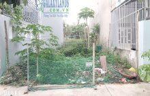 Bán đất đường N14 khu tái định cư Phú Mỹ lô kế góc