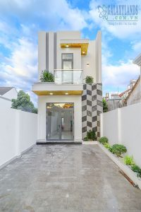 Bán nhà hẻm 322 Huỳnh Văn Lũy Phú Lợi