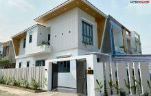 Nhà phố lô góc 2 mặt tiền hẻm 296 Nguyễn Thị Minh Khai