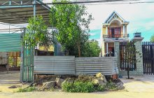 Cần bán 5x38m mặt tiền hẻm 217 Nguyễn Thị Minh Khai