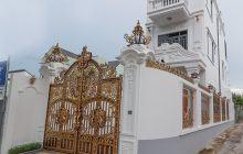 Bán nhà Tân Cổ Điển 1 Trệt 2 Lầu Mặt Tiền Nguyễn Đức Thuận
