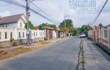 Bán đất 5x40m hẻm 121 Phạm Ngọc Thạch, Hiệp Thành
