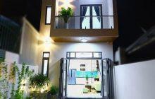 Bán nhà phố mặt tiền đường DX25 Phú Mỹ