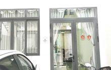 Bán nhà 1 trệt 2 lầu gầm hầm rượu Trần Long phường Phú Thọ.